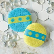 Kids Bath Sponge, yellow
