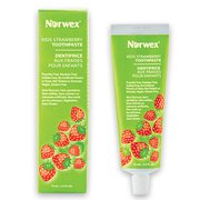 Norwex Toothpaste, Kids Strawberry