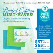 Limited Edition Must-Haves Flash Sale - January 2019