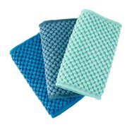 Counter Cloths - marine, teal, sea mist