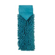 Chenille Hand Towel, teal