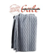 Bath Towel, chevron