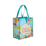 Reusable Grocery Bag with BacLock®, retro